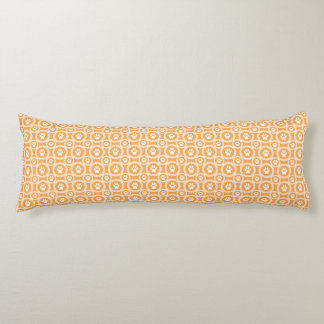 Paws-for-Comfort Body Pillow (Marigold)