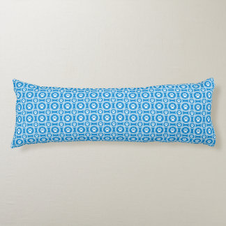 Paws-for-Comfort Body Pillow (Sky)