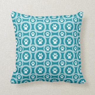 Paws-for-Décor Pillow (Jade)