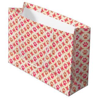 Paws-for-Giving Gift Bag (Sangria)