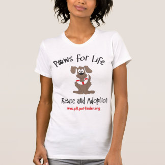 Paws for Life Tank Top