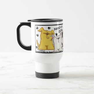 Paws Off! Travel Mug