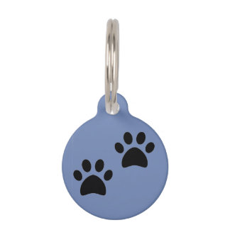 paws pet id tag