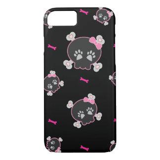 Paws Skull iPhone 7 case