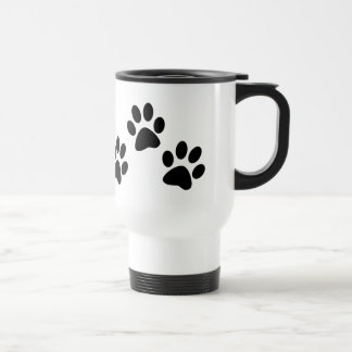 Paws Travel Mug