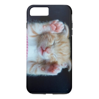 Paws up Kitty iPhone 7 Plus Case