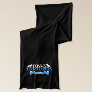 PawsPartners.org Alliance Logo Gear Scarf