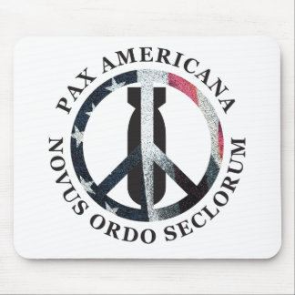 Pax Americana Mouse Pad