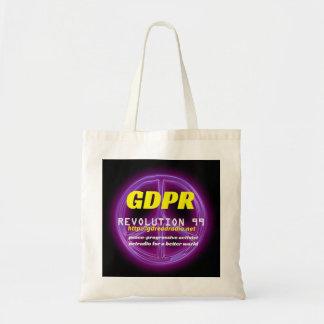 Paxspiration GDPR Budget Tote