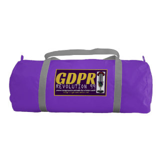 Paxspiration GDPR Gym Bag