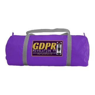 Paxspiration GDPR Gym Bag Gym Duffel Bag