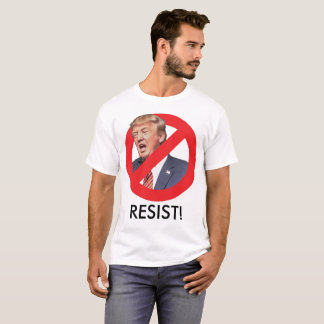 Paxspiration GDPR Men's Resist Trump Tee