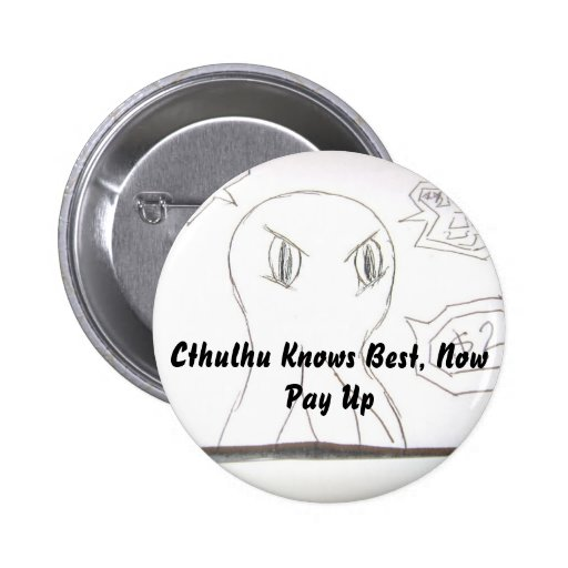 Pay Cthulhu Button