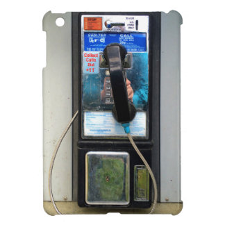 Pay Phone iPad Mini Case