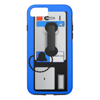Pay Phone iPhone 7 Case