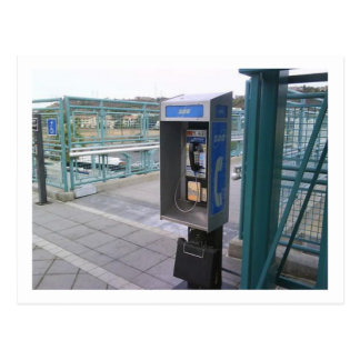 Pay Phone Postcard