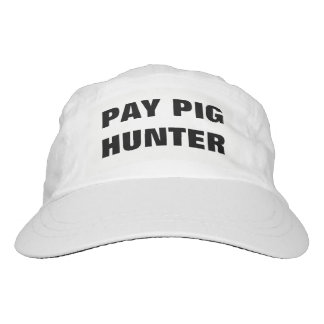 PAY PIG HUNTER HAT