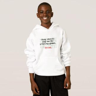 Pay us! Kids' Hanes ComfortBlend® Hoodie