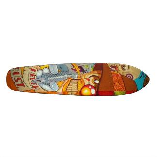 payaso 20 cm skateboard deck