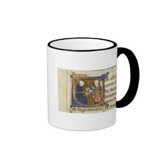 Paying taxes coffee mug