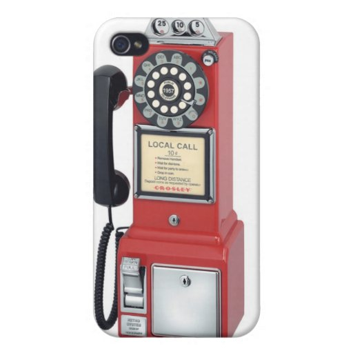 PAYPHONE CASES FOR iPhone 4
