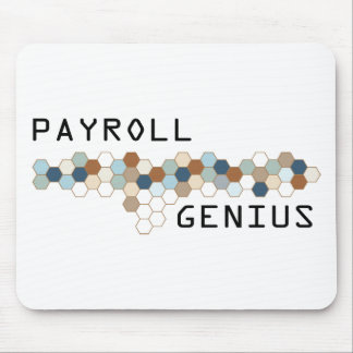 Payroll Genius Mouse Pad
