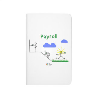 Payroll Gift, Pocket Journal for Accountant