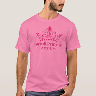Payroll Princess Shirt Sample #2