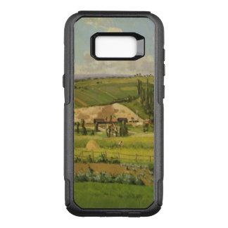 Paysage aux Patis, Pointoise OtterBox Commuter Samsung Galaxy S8+ Case
