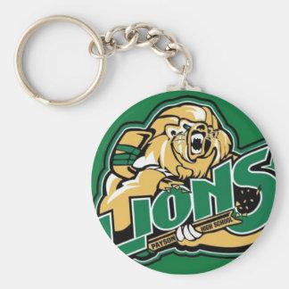 Payson Hockey Key Ring