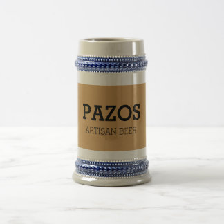 PAZOS BEER BEER STEIN