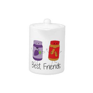 PB and J Best Friends- Color