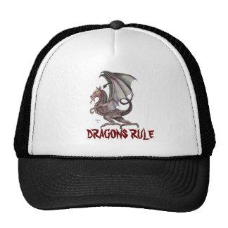 pbdragon, DRAGONS RULE Cap