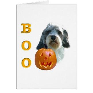 PBGV Boo Card