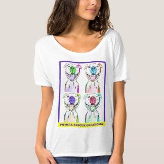 PBR Pit Bull Pop Art Women's Shirt