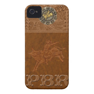 """""""PBR"""" Western IPhone 4 Barely There Case"""