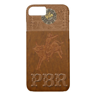 """PBR"" Western Rodeo iPhone 7 case"