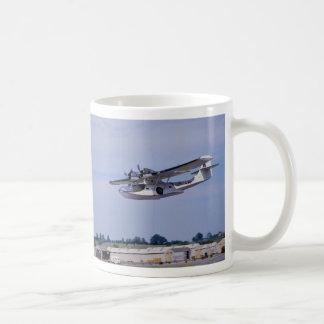 PBY, 5A Catalina, World War II reconnaissance flyi Coffee Mug