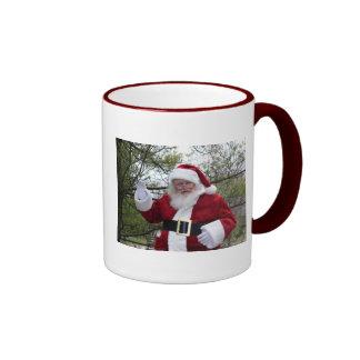 PC010007, Life is justa box ofCray... - Customized Ringer Mug