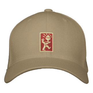 PC Ice Cream Man Embroidered Hat