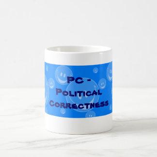 PC - Political Correctness Basic White Mug