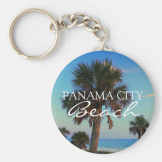 PCB Panama City Beach Florida Value Keyring