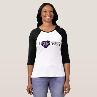 PCDH19 Alliance Ladies Baseball Tee