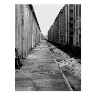 PCEC Railroad Postcard