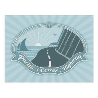 PCH Winding Shining Postcards