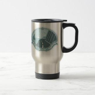 PCH Winding Shining Stainless Steel Travel Mug