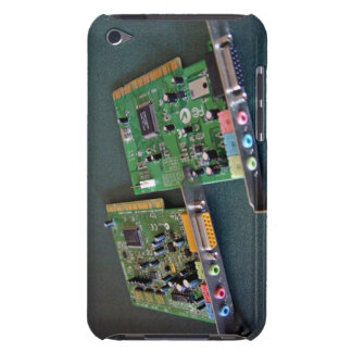 PCI-bus sound/joystick cards iPod Touch Case