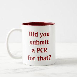 PCR / Root Cause Mug
