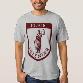 PD T-shirt - Dark Red on Grey