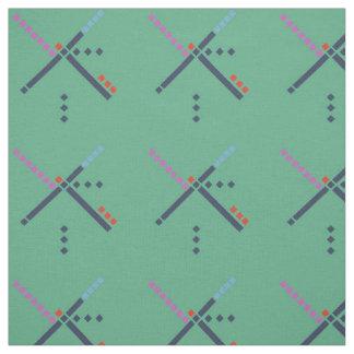 PDX Airport Carpet Fabric